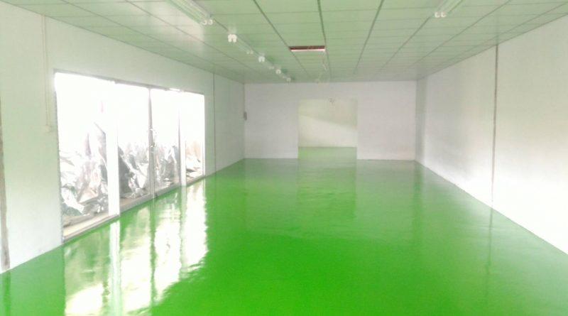 พื้นอิพ็อกซี่ epoxy coating